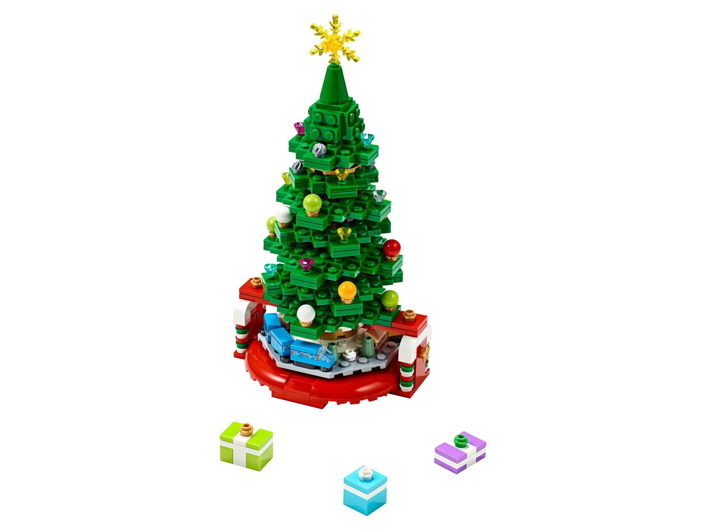 lego kerstboom 40338