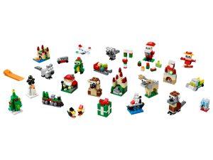 lego kerstbouwset 40222