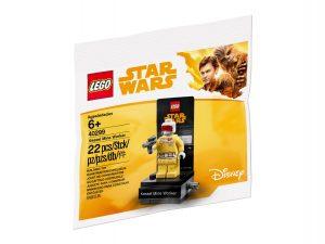 lego kessel mine worker display 40299