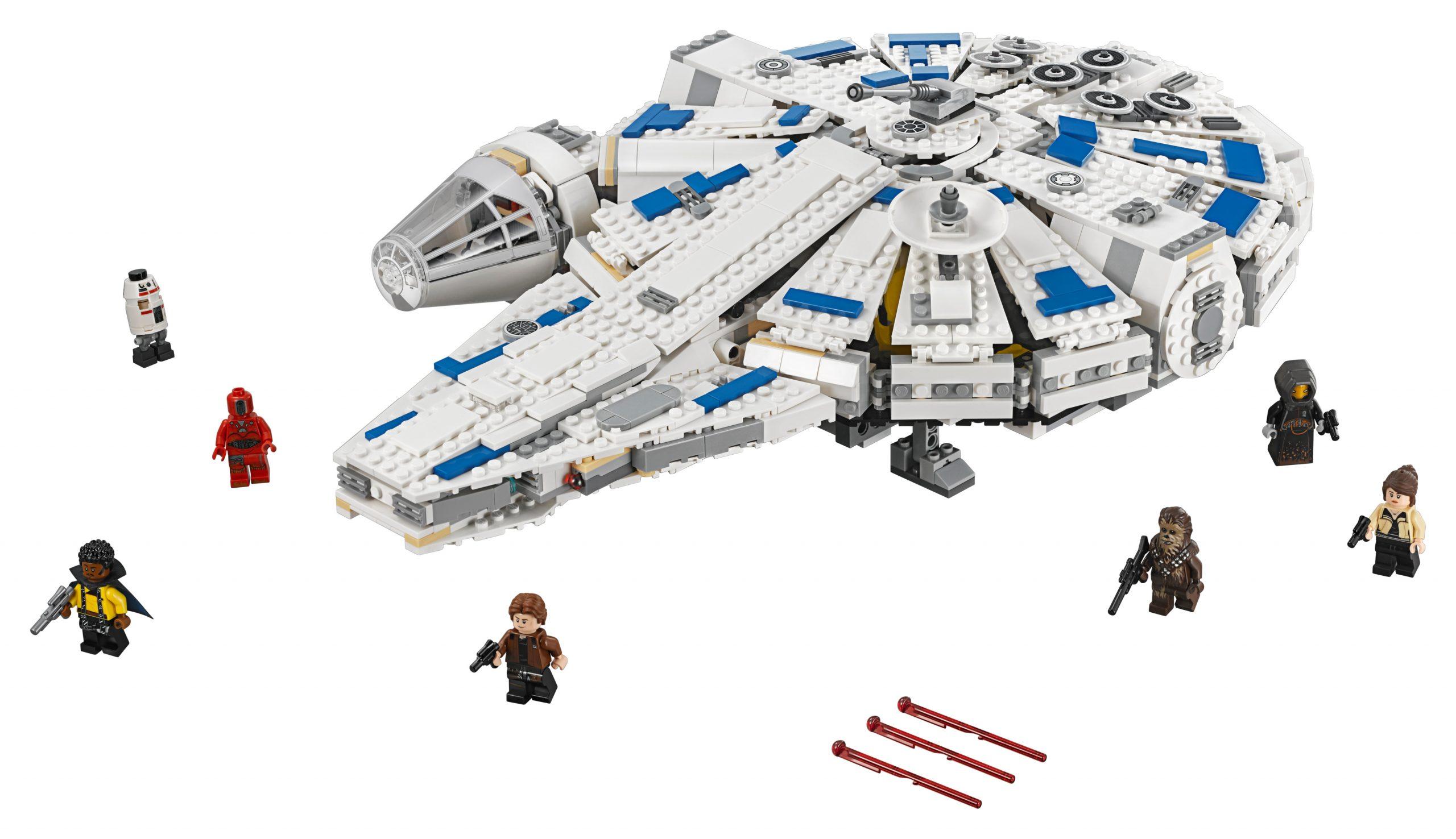 lego kessel run millennium falcon 75212 scaled