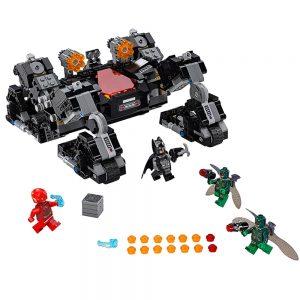 lego knightcrawler tunnelaanval 76086