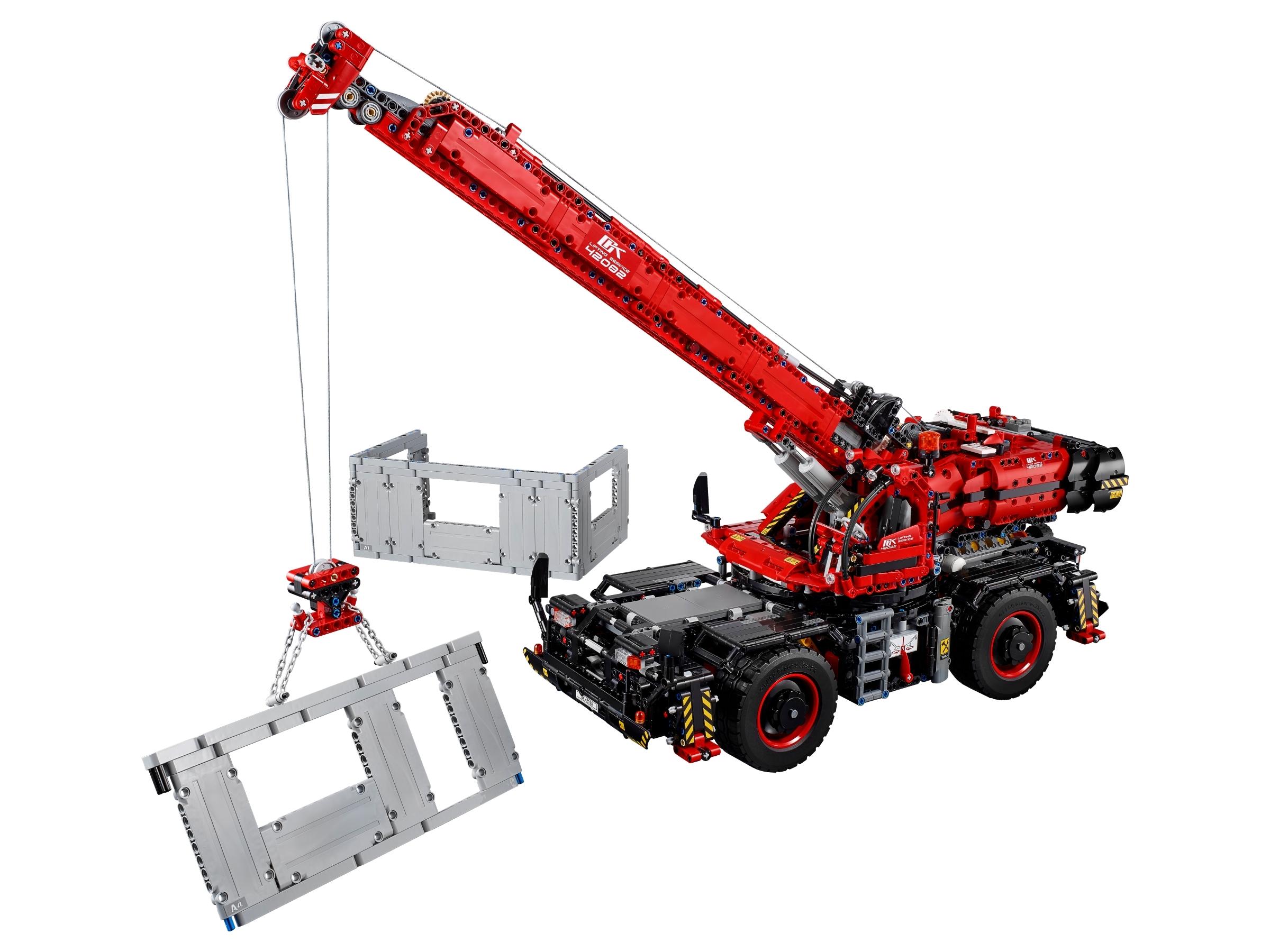 lego kraan voor alle terreinen 42082