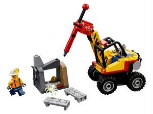 lego krachtige mijnbouwsplitter 60185