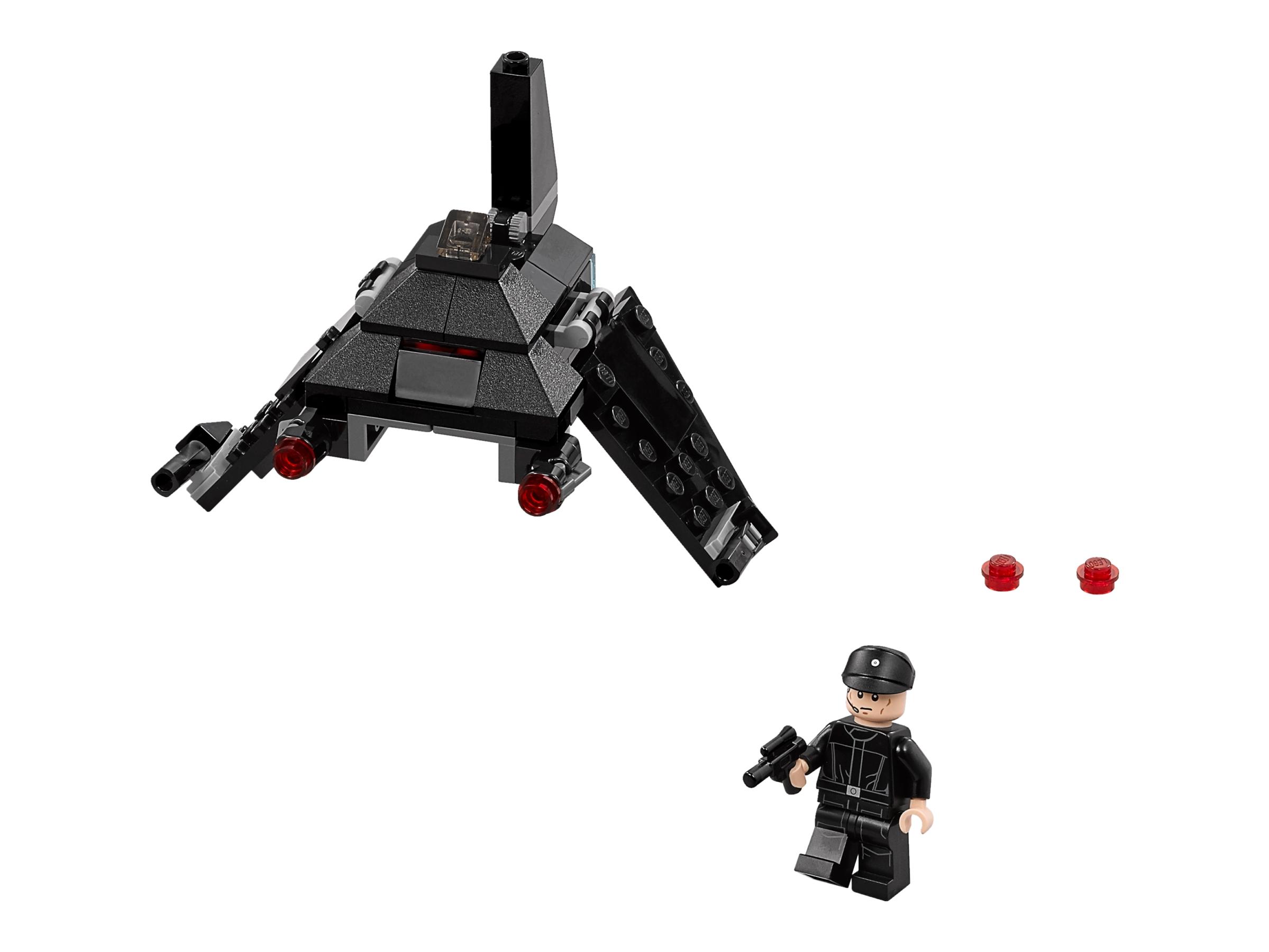 lego krennics imperial shuttle microfighter 75163
