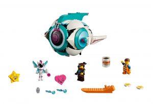 lego lieve chaos systar ruimteschip 70830