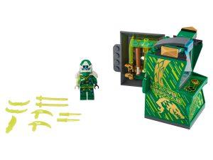 lego lloyd avatar arcade pod 71716