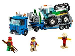 lego maaidorser transport 60223