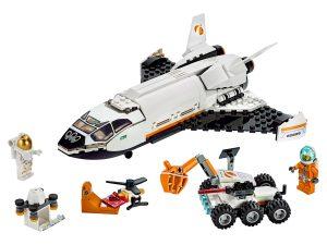lego mars onderzoeksshuttle 60226
