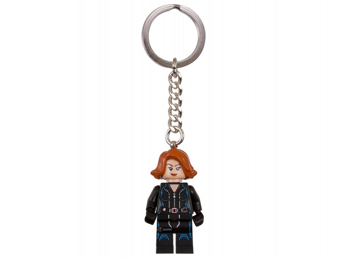 lego marvel super heroes black widow sleutelhanger 853592