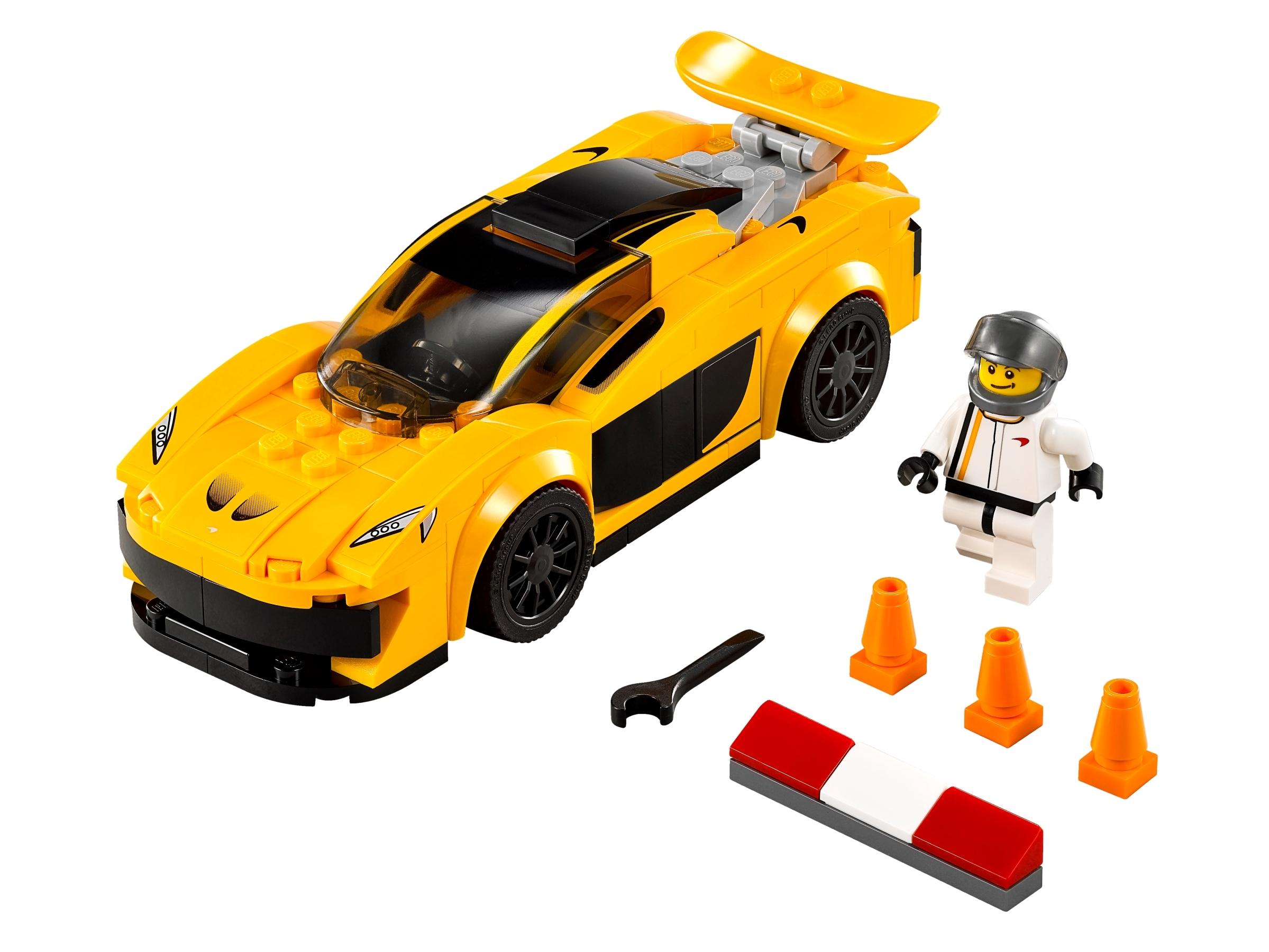 lego mclaren p1 75909