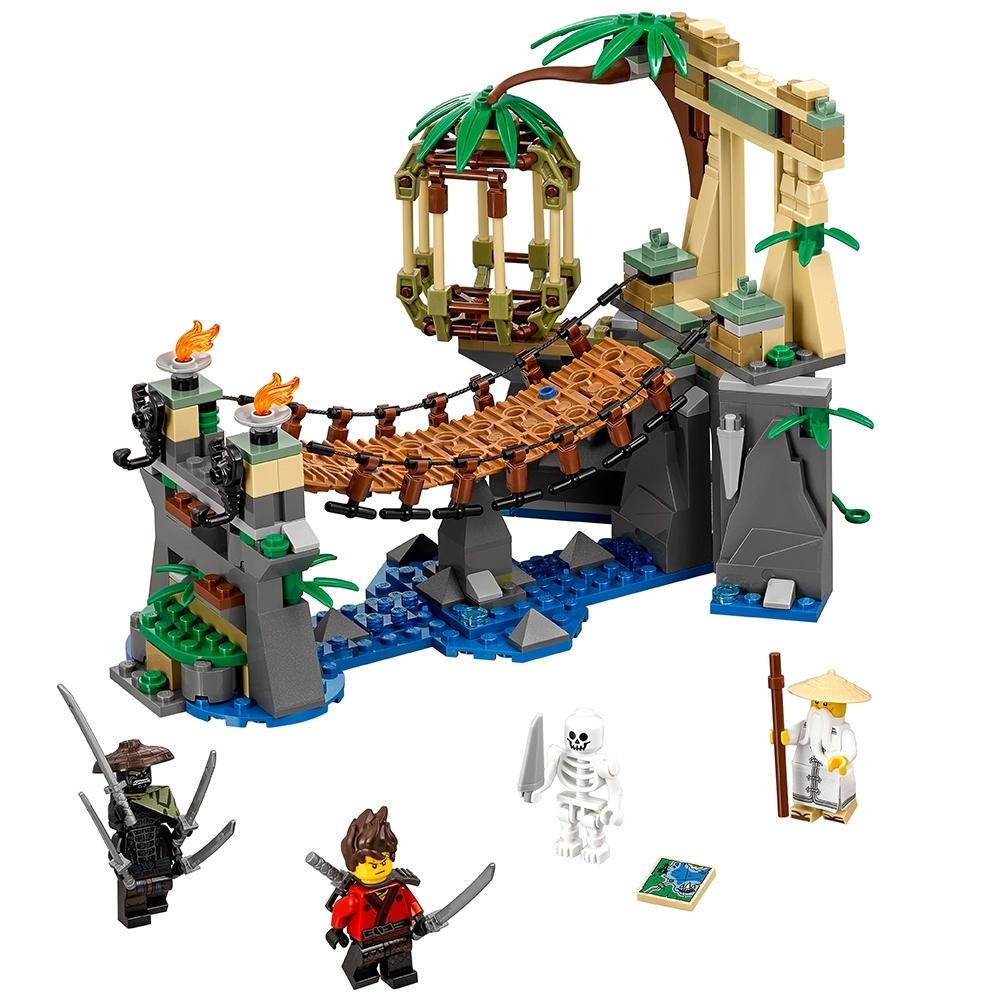 lego meester watervallen 70608