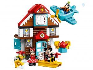 lego mickeys vakantiehuisje 10889