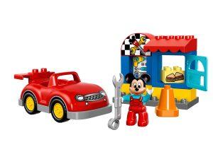 lego mickeys werkplaats 10829