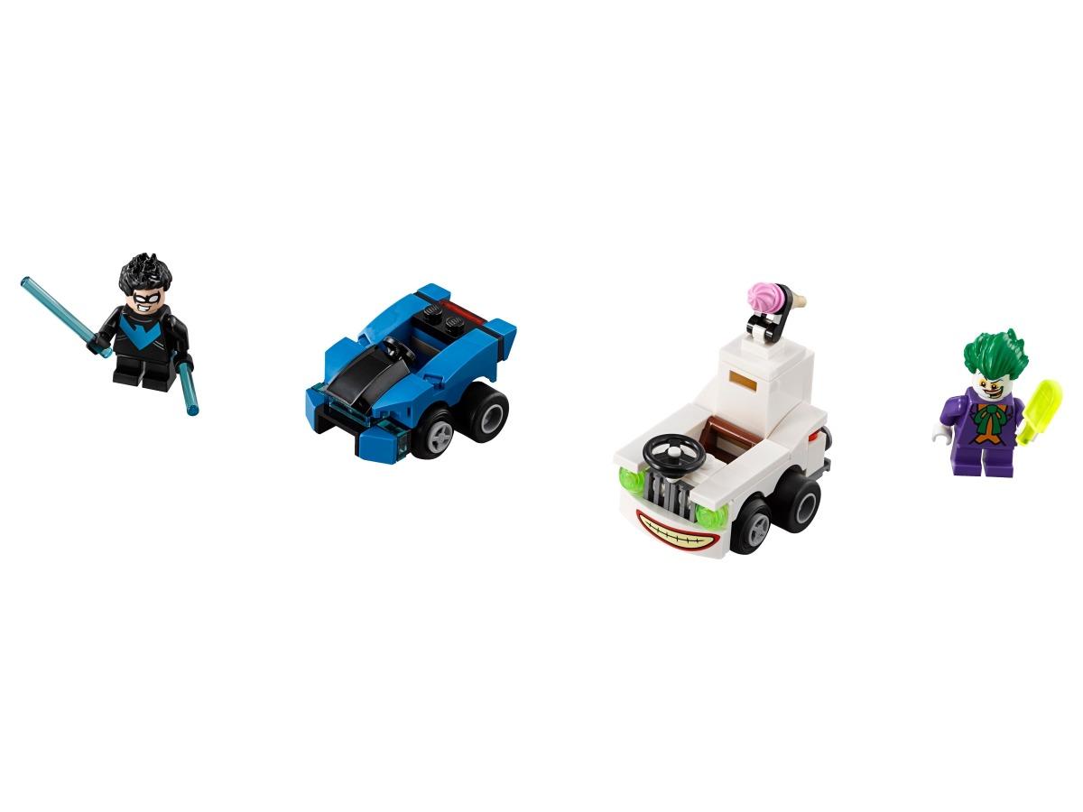 lego mighty micros nightwing vs the joker 76093