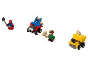 lego mighty micros scarlet spider vs sandman 76089
