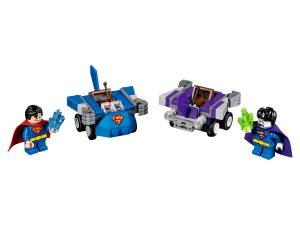 lego mighty micros superman vs bizarro 76068