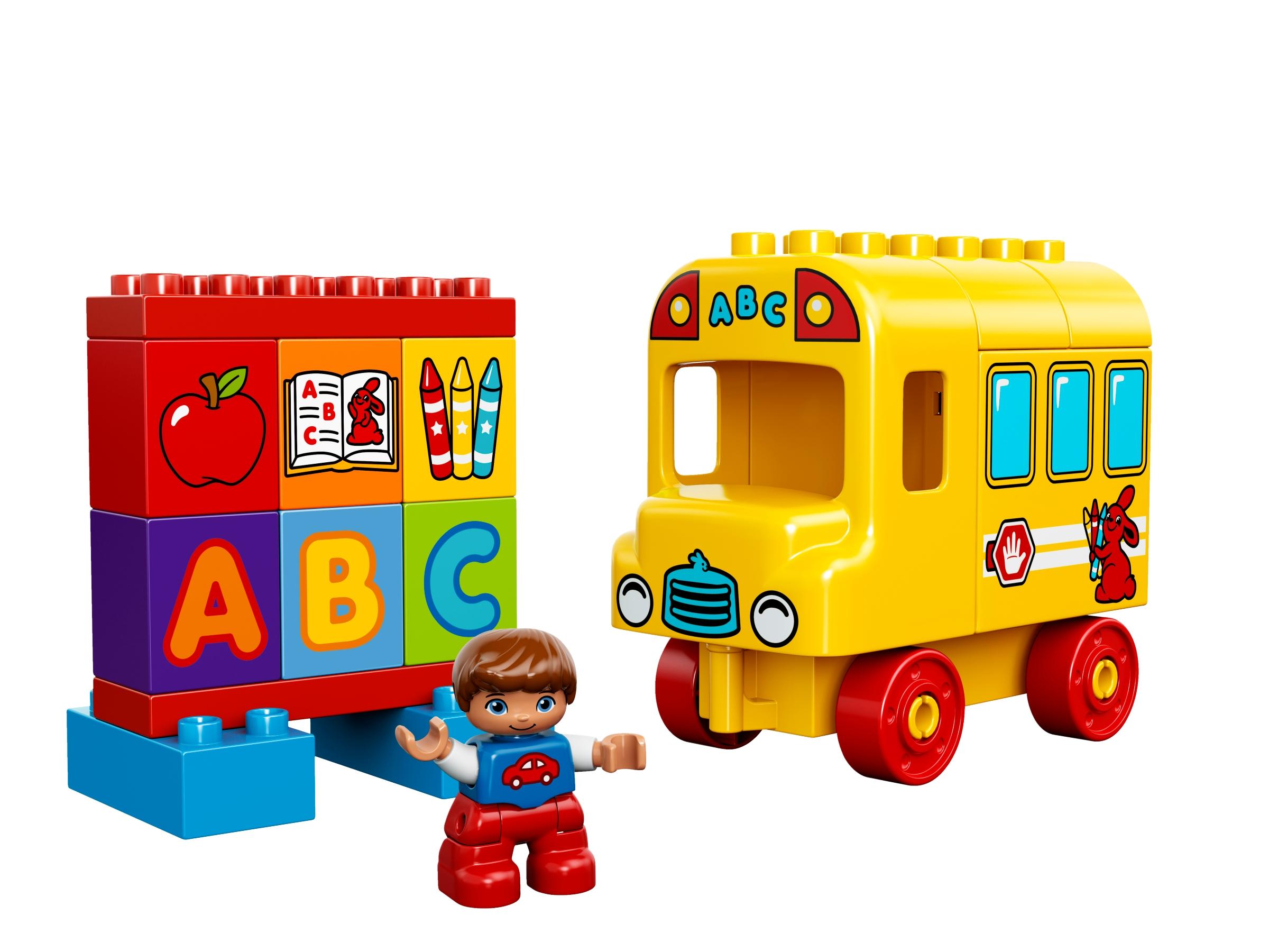lego mijn eerste bus 10603