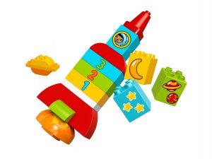 lego mijn eerste raket 10815