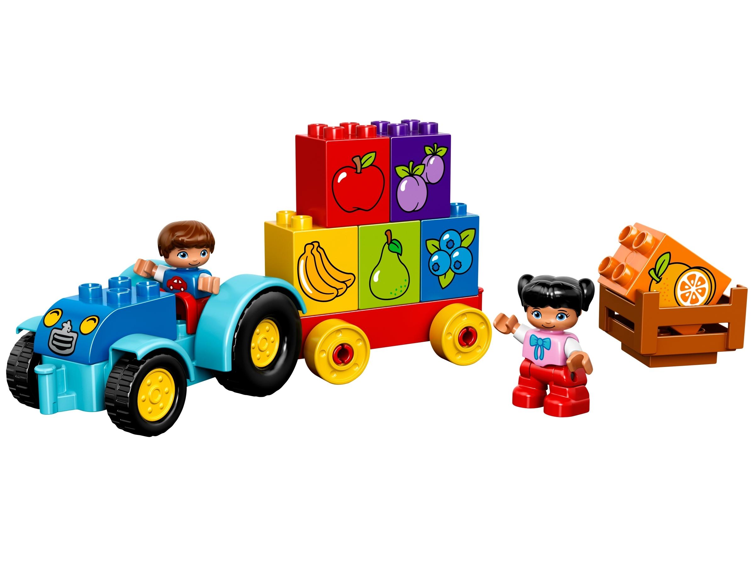 lego mijn eerste tractor 10615