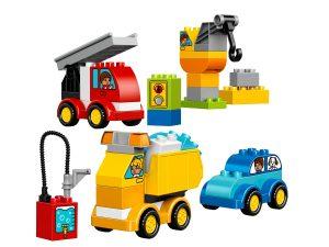 lego mijn eerste wagens en trucks 10816