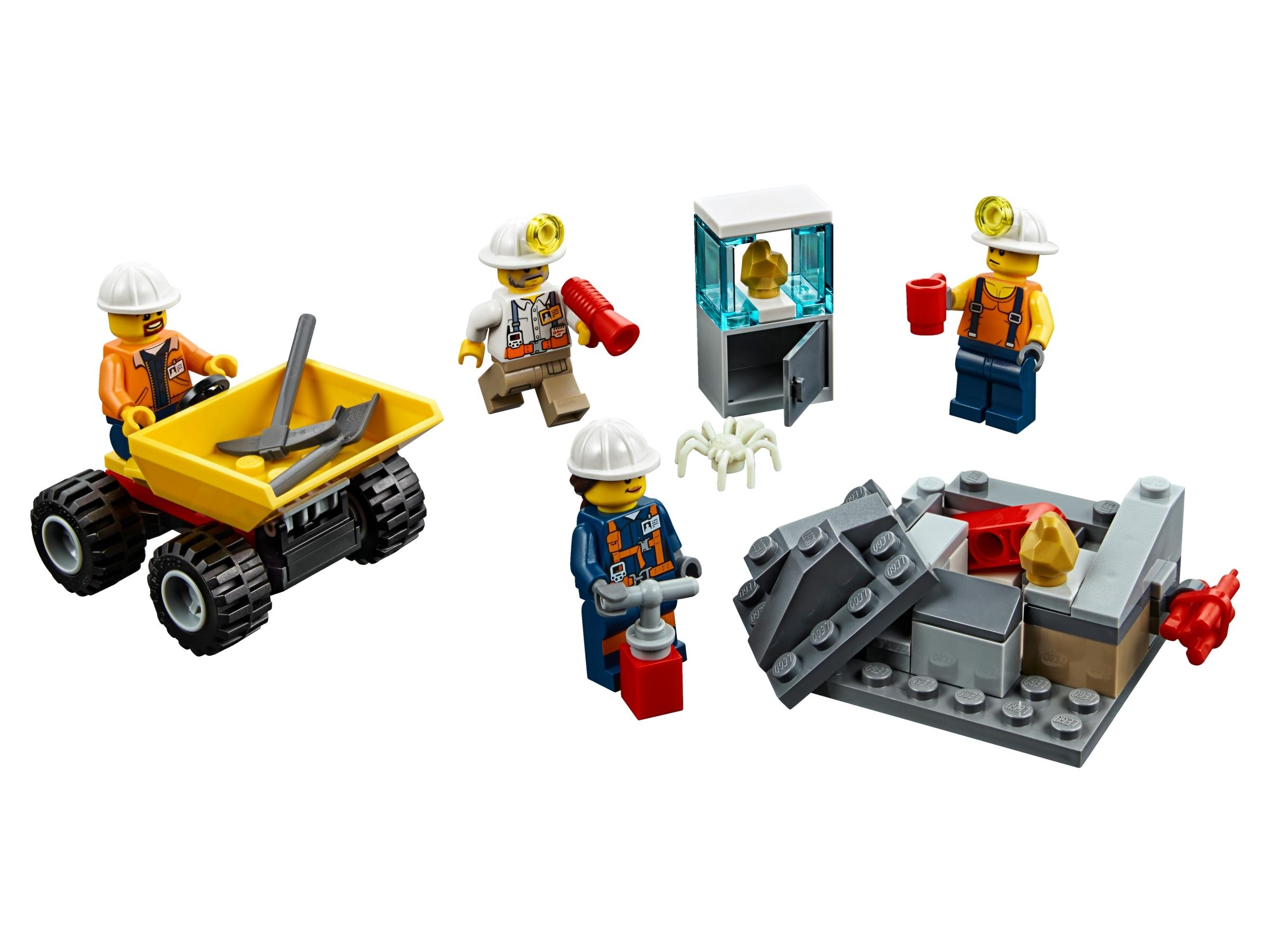 lego mijnbouwteam 60184