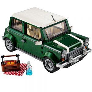 lego mini cooper 10242