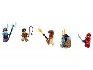 lego minifigurenset ninjago 2019 40342