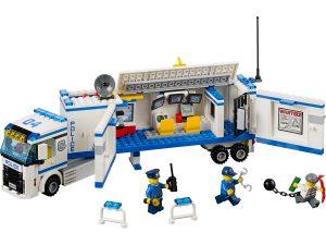 lego mobiele politiepost 60044