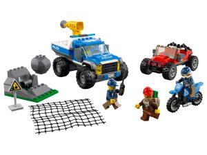 lego modderwegachtervolging 60172