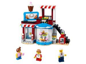 lego modulaire zoete traktaties 31077