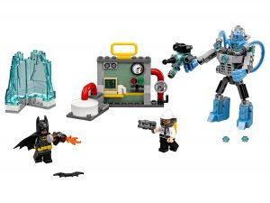 lego mr freeze ijs aanval 70901