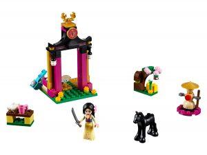 lego mulans trainingsdag 41151