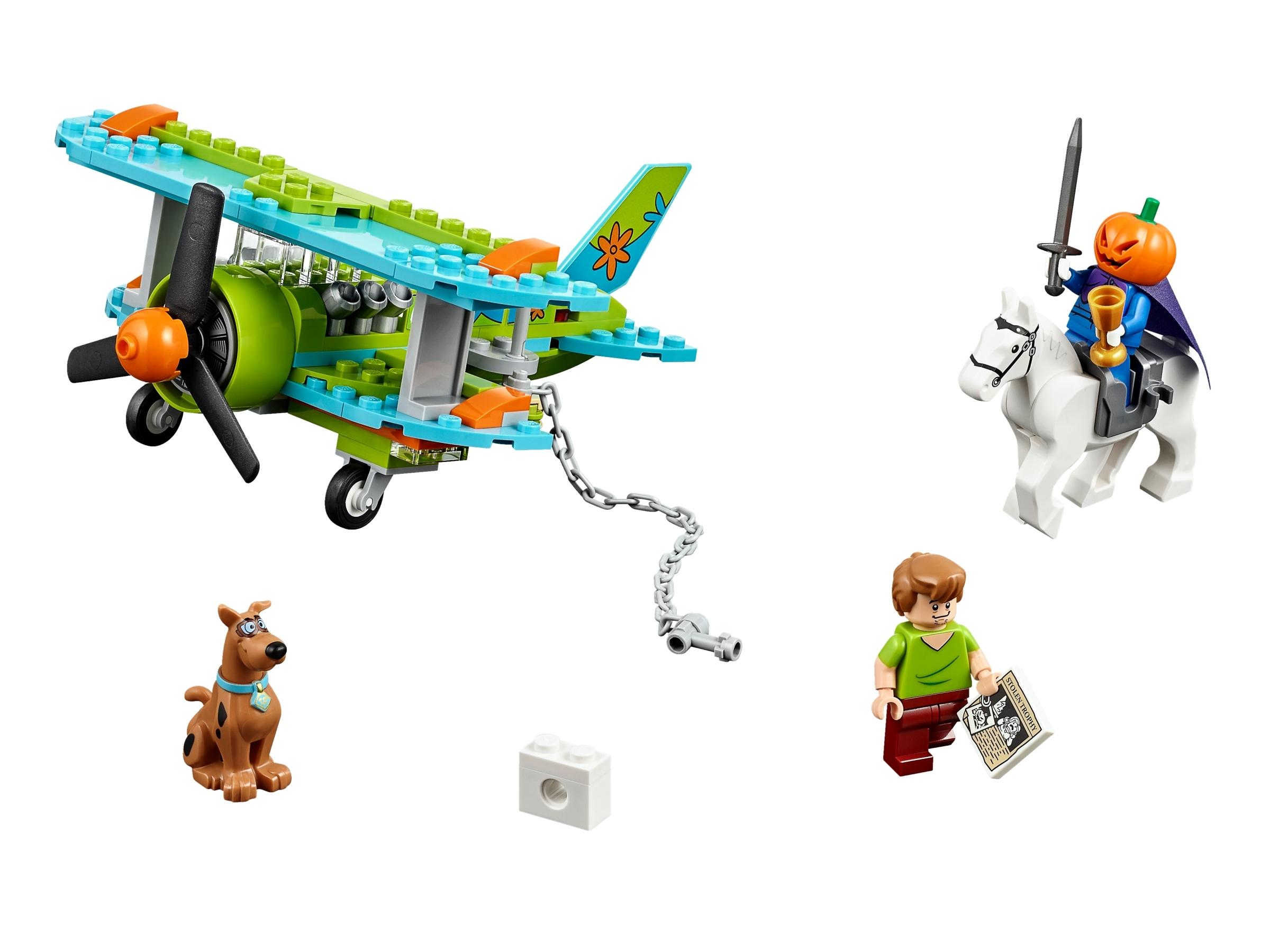 lego mysterie vliegtuig avonturen 75901
