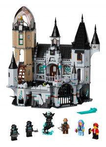 lego mysterieus kasteel 70437