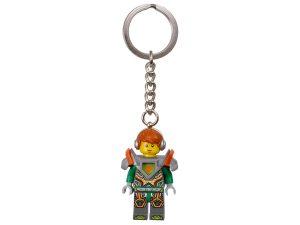 lego nexo knights aaron sleutelhanger 853685