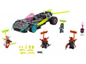 lego ninja tuning auto 71710