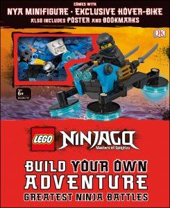 lego ninjago build your own adventure greatest ninja battles 5005656