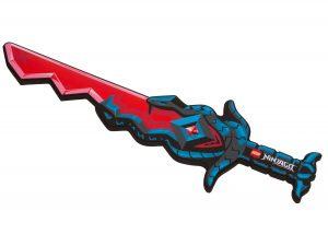 lego ninjago vermillion zwaard 853689