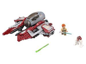 lego obi wans jedi interceptor 75135
