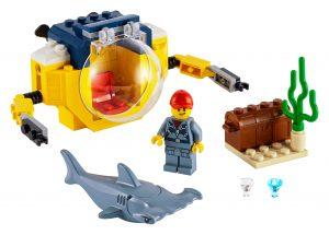 lego oceaan mini duikboot 60263