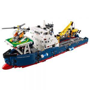 lego oceaanonderzoeker 42064