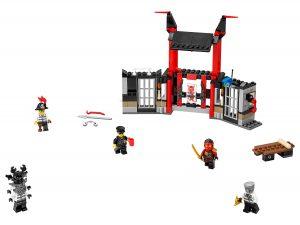 lego ontsnapping uit de kryptarium gevangenis 70591