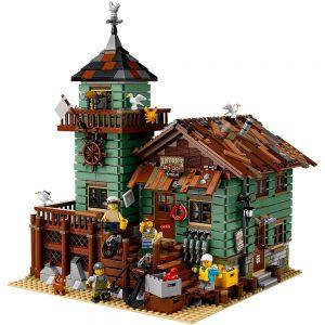 lego oude viswinkel 21310