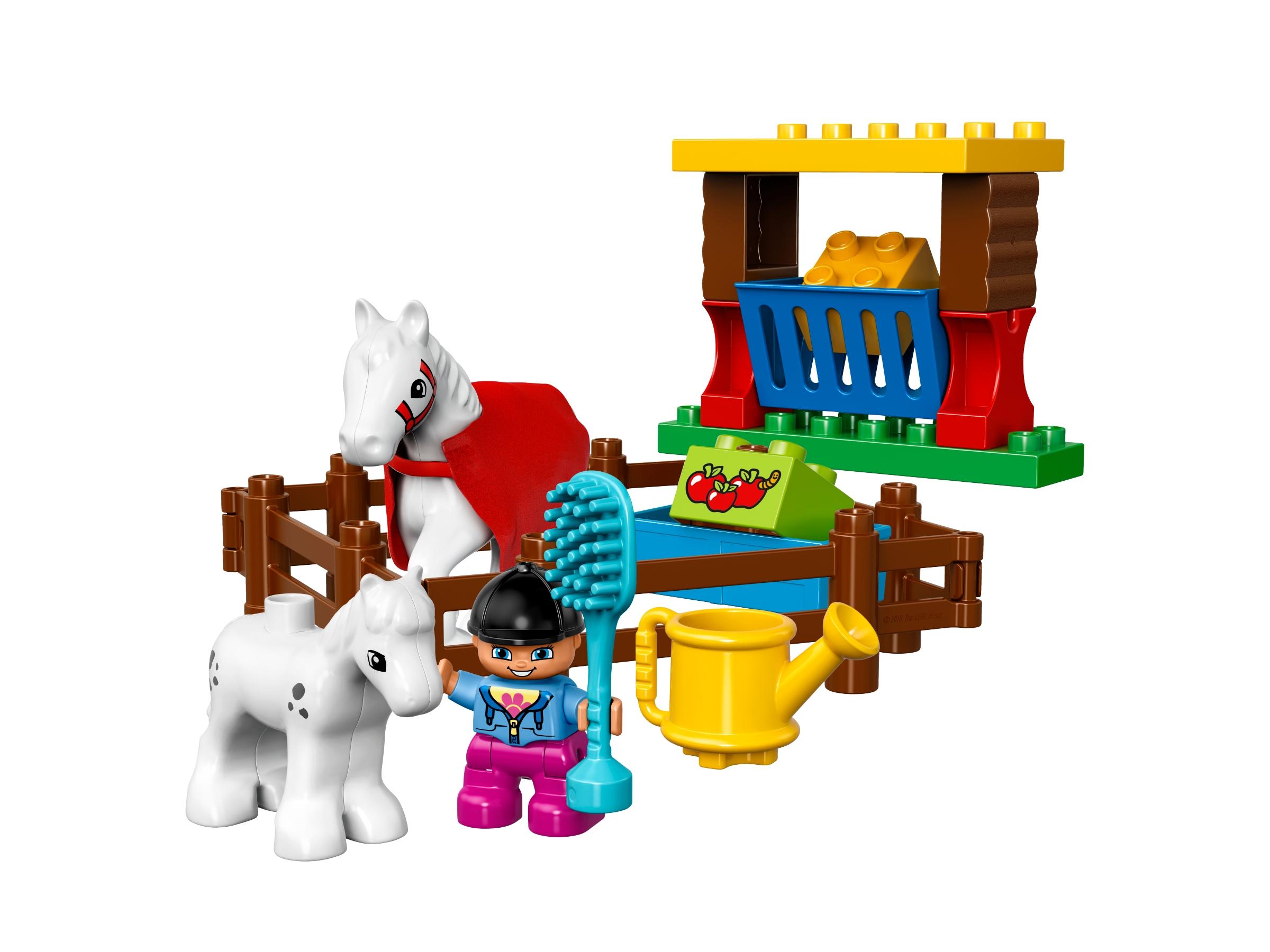 lego paarden 10806