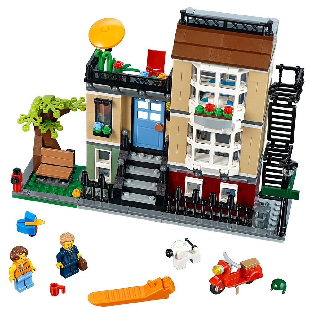 lego parkstraat woonhuis 31065