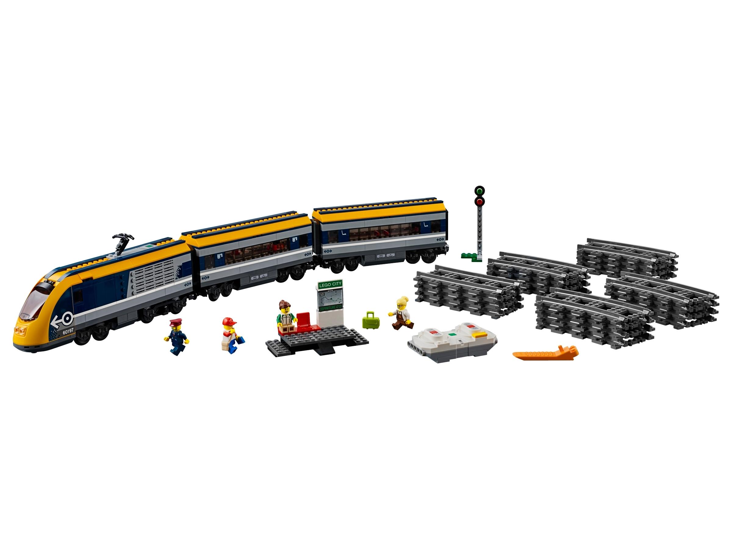 lego passagierstrein 60197