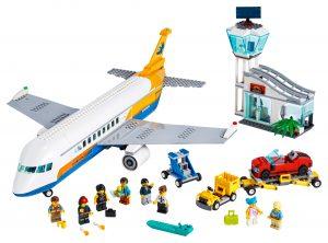 lego passagiersvliegtuig 60262