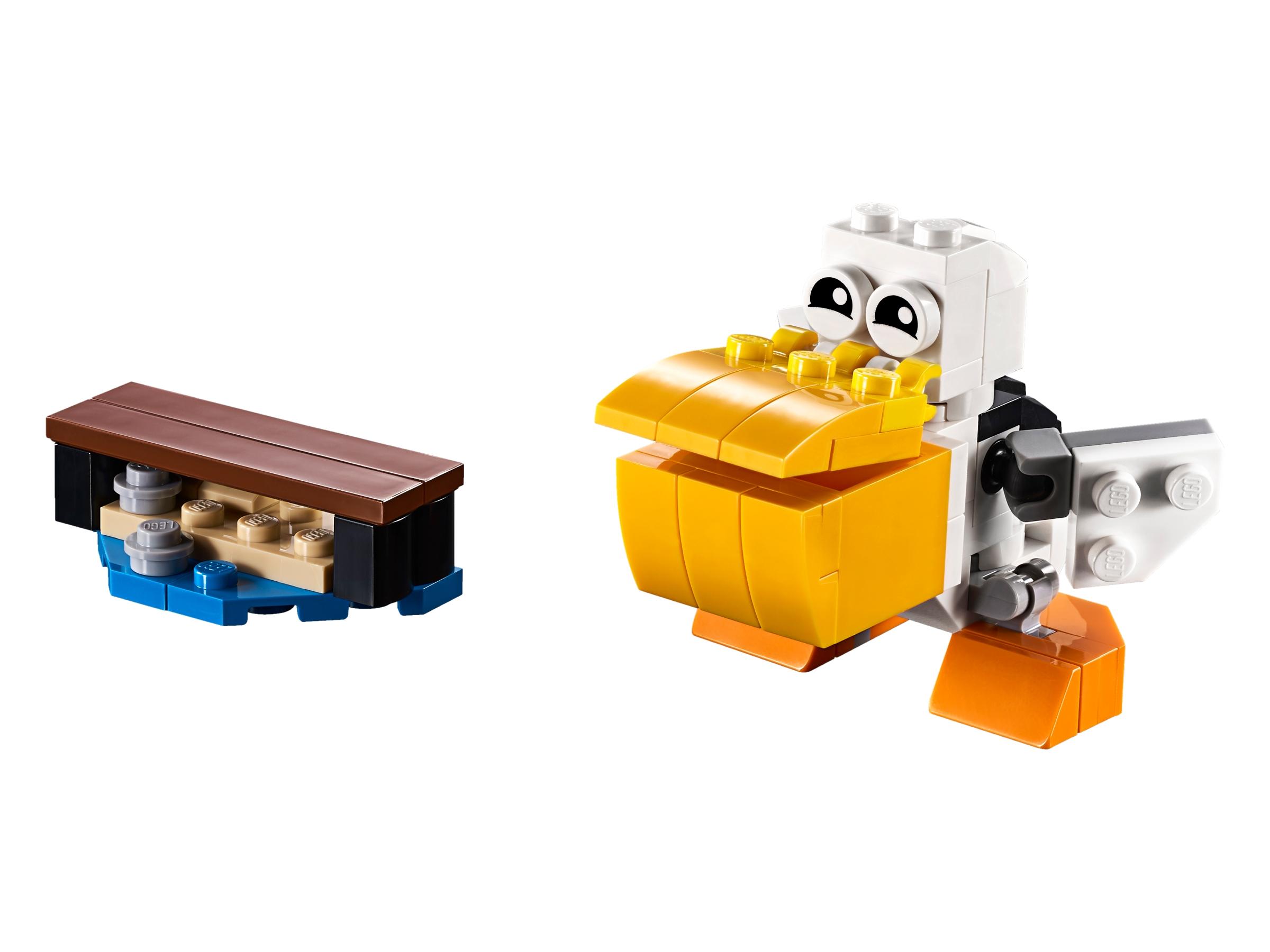 lego pelikaan 30571