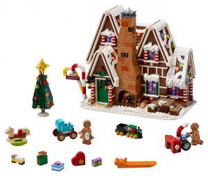 lego peperkoekhuisje 10267