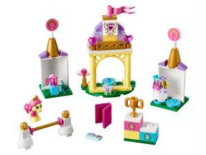 lego petites koninklijke stal 41144